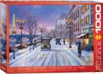 EUROGRAPHICS Dominic Davison - Christmas Eve in Paris  1000 db-os (6000-0785)