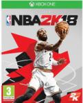 2K Games NBA 2K18 (Xbox One) Játékprogram