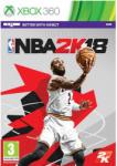 2K Games NBA 2K18 (Xbox 360) Játékprogram