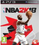2K Games NBA 2K18 (PS3) Játékprogram