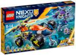 LEGO Nexo Knights - Aaron sziklamászója (70355)