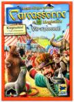 Hans im Glück Carcassonne 10 kiegészítés - Vár a porond