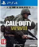 Activision Call of Duty WWII [Pro Edition] (PS4) Játékprogram