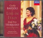 DECCA Cecilia Bartoli: Live in Italy