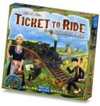 Days of Wonder Ticket to Ride Nederland-Map Collection: 4. kiegészítő