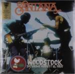 Santana Woodstock Saturday August 16, 1969