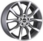 Mak Highlands Silver CB60.1 5/114.3 16x6.5 ET50
