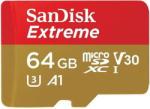 SanDisk MicroSDXC Extreme 64GB SDSQXAF-064G-GN6AA