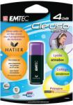 EMTEC C500 4GB USB 2.0 EKMMD4GC500H Флаш памет
