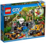 LEGO City - Dzsungel kutatási terület (60161)