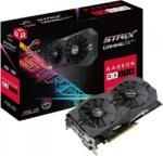 ASUS Radeon RX 570 4GB GDDR5 256bit PCIe (ROG-STRIX-RX570-4G-GAMING) Videokártya