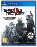 Kalypso Shadow Tactics Blades of the Shogun (PS4) Játékprogram