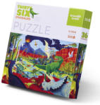 Crocodile Creek Puzzle 36 Animale - Dinozauri - 300 piese Puzzle