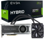 EVGA GeForce GTX 1070 HYBRID GAMING 8GB GDDR5 256bit PCIe (08G-P4-6178-KR) Placa video