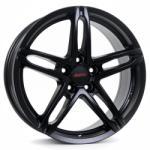 ALUTEC POISON racing-black CB63.3 4/100 16x6 ET40