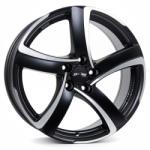 ALUTEC SHARK racing-black front polished CB70.1 5/112 16x7 ET48