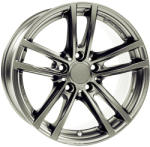 ALUTEC X10 metal-grey CB66.5 5/112 16x7 ET47