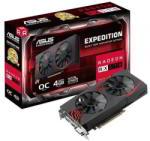 ASUS Radeon RX 570 4GB GDDR5 256bit PCIe (EX-RX570-O4G)
