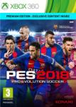 Konami PES 2018 Pro Evolution Soccer [Premium Edition] (Xbox 360) Software - jocuri