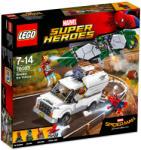 LEGO Marvel Super Heroes - Óvakodj a keselyűtől! (76083)