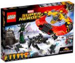 LEGO Marvel Super Heroes - A végső ütközet Asgardért (76084)