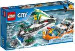 LEGO City - Vitorlás hajó mentése (60168)