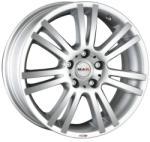 Mak Fiorano Hyper Silver CB56.1 4/100 15x4 ET35