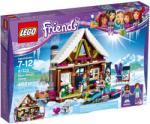 LEGO Friends - Faház a havas üdülőhelyen (41323)