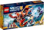 LEGO Nexo Knights - Macy Robot ejtősárkánya (70361)