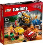 LEGO Juniors - Mennydörgés Völgyének őrült nyolcas versenye (10744)