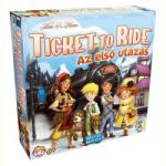 Days of Wonder Ticket to Ride - Az első utazás