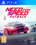 Electronic Arts Need for Speed Payback (PS4) Játékprogram
