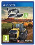 Focus Home Interactive Farming Simulator 18 (PS Vita) Software - jocuri
