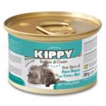 V. b. b. s. r. l Италия Консерва котка KIPPY бяла риба, яйца и ориз 200 гр пастет (valen 50338 Консерва котка KIPPY бяла риба яйца ориз 200гр)