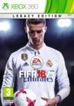Electronic Arts FIFA 18 (Xbox 360) Játékprogram
