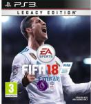 Electronic Arts FIFA 18 [Legacy Edition] (PS3) Játékprogram