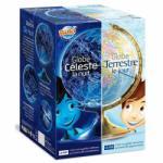 BUKI France Glob terestru ziua - bolta cerului noaptea - Buki