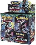 Carti Sun & Moon Guardians Rising Booster Pokemon Tcg Joc de societate