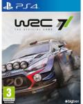 Bigben Interactive WRC 7 World Rally Championship (PS4) Játékprogram
