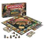 Usaopoly Monopoly World Of Warcraft (15545) Joc de societate