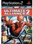 Activision Marvel Ultimate Alliance 2 (PS2) Játékprogram