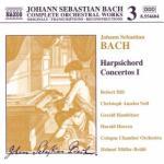 Bach, J. S Harpsichord Concertos I