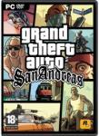 Rockstar Games Grand Theft Auto San Andreas (PC) Játékprogram
