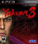 SEGA Yakuza 3. (PS3)