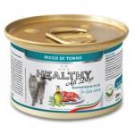 V. b. b. s. r. l Италия Консерва котка HEALTHY All Days риба тон 200 гр пастет (valen 50467 Консерва котка HEALTHY All Days риба тон 200гр)
