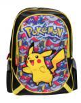 CYP Pokémon iskola hátizsák 43x32x18cm (MC-232-PK)