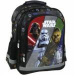 DERFORM Star Wars - 3 rekeszes iskola hátizsák (PL15BSW16)