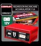 Absaar Redresor incarcare acumulator Absaar 11A - 12V - CRD-CAR0635611 Auto Lux Edition (CRD-CAR0635611)