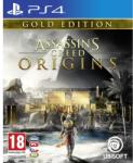 Ubisoft Assassin's Creed Origins [Gold Edition] (PS4) Játékprogram