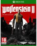 Bethesda Wolfenstein II The New Colossus (Xbox One) Játékprogram